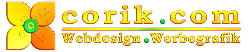 corik.com - Webdesign.Werbegrafik - Ulrike.Zöscher